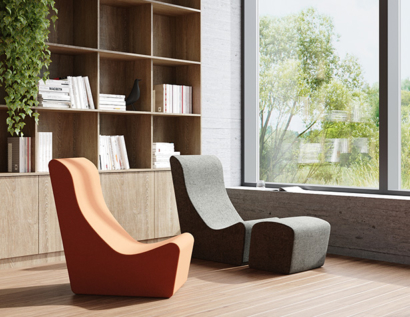 Zen Plus Mental Health Lounge Set